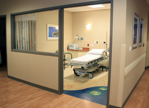 About centerone private room